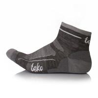 Teko Organic SIN3RGI Light Minicrew para mujer running calcetines