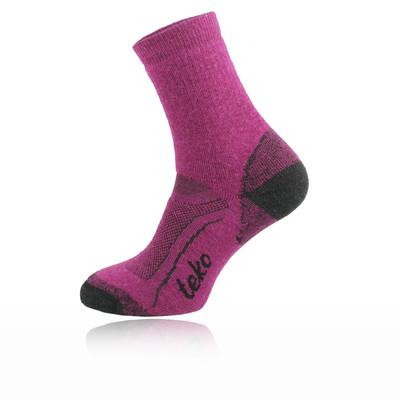 Teko Organic SIN3RGI Midweight Women's Hiking Socks