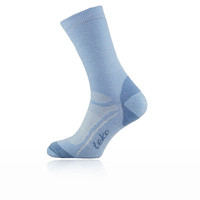 Teko Organic SIN3RGI Midweight Women's Hiking Socks