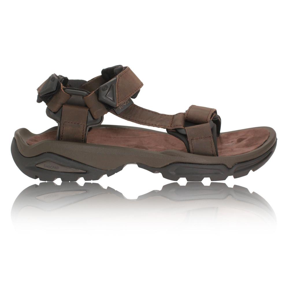 teva terra fi 4 leather walking sandals 41 off. Black Bedroom Furniture Sets. Home Design Ideas