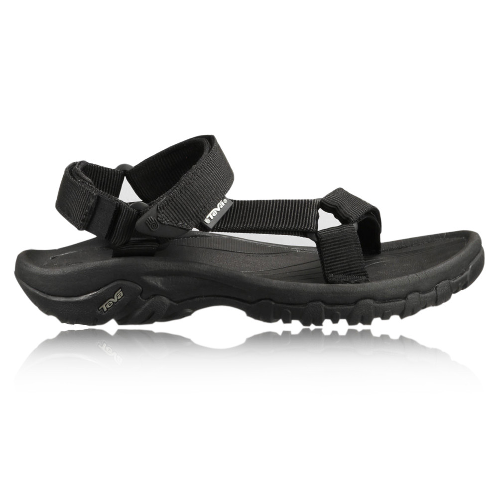 teva hurricane xlt damen trekkingsandalen wanderschuhe sommer sandalen schwarz ebay. Black Bedroom Furniture Sets. Home Design Ideas