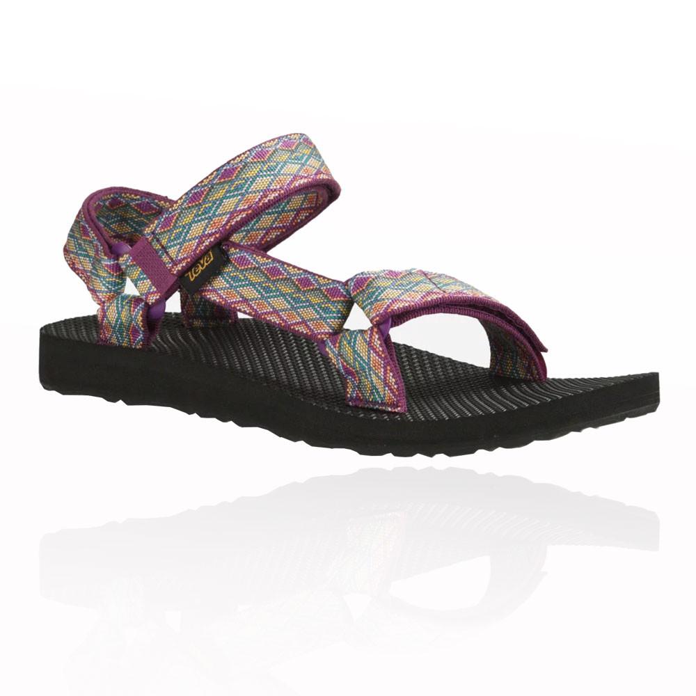 New Teva Kayenta Womens Black Slip On Walking Outdoors Hiking Sandals Summer Shoes | EBay