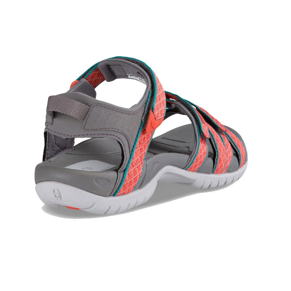 teva tirra damen trekkingsandalen wanderschuhe outdoor sandalen mehrfarbig. Black Bedroom Furniture Sets. Home Design Ideas