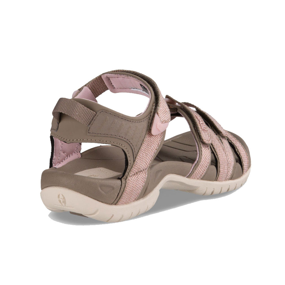Teva Tirra Womens Pink Gold Outdoors Trekking Walking ...