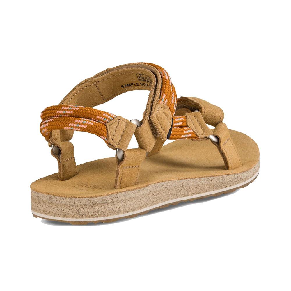 teva original universal rope damen trekkingsandalen wanderschuhe sandalen braun ebay. Black Bedroom Furniture Sets. Home Design Ideas