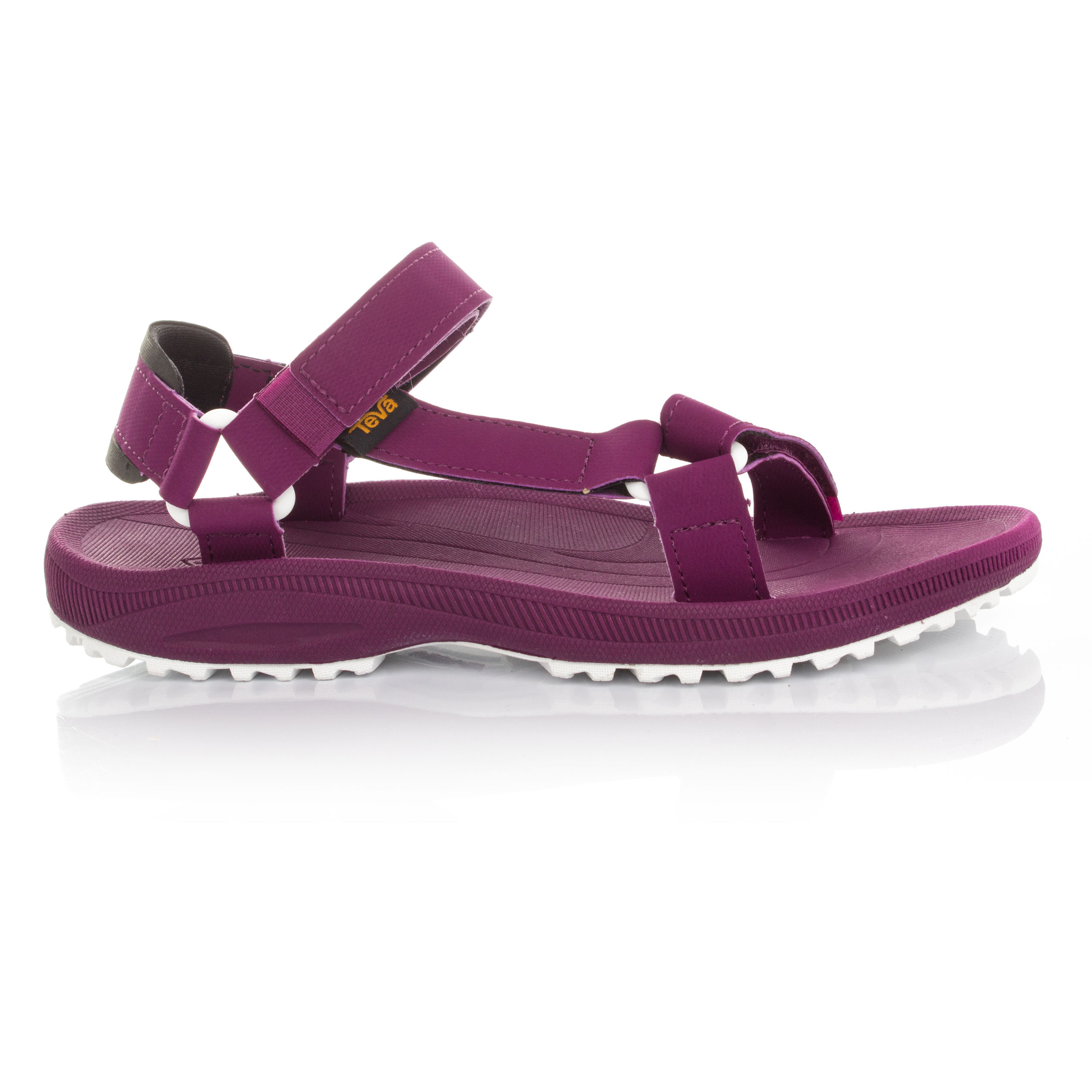 f22a8ca01 Details about Teva Winsted S Womens Purple Walking Trekking Summer Shoes  Sandals