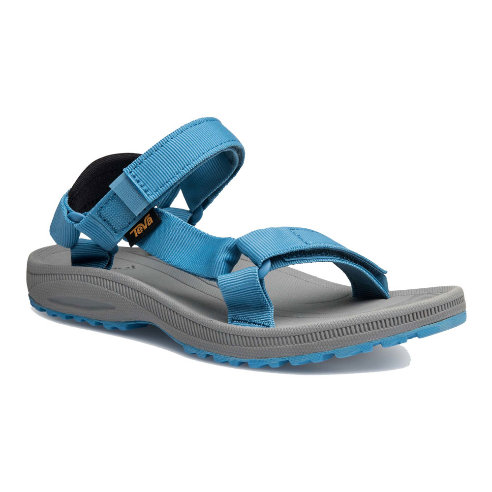Teva Winsted Solid - Outdoorsandale - Damen Light Blue twSzR