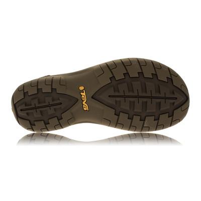 Teva Tanza Leather Walking Sandals