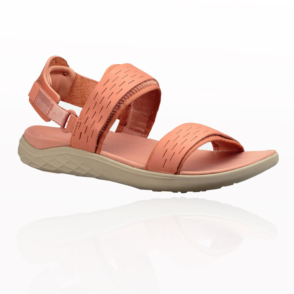 4c8228be30c5 Teva Womens Terra-Float 2 Lux Nova Walking Shoes Sandals Brown Sports Water