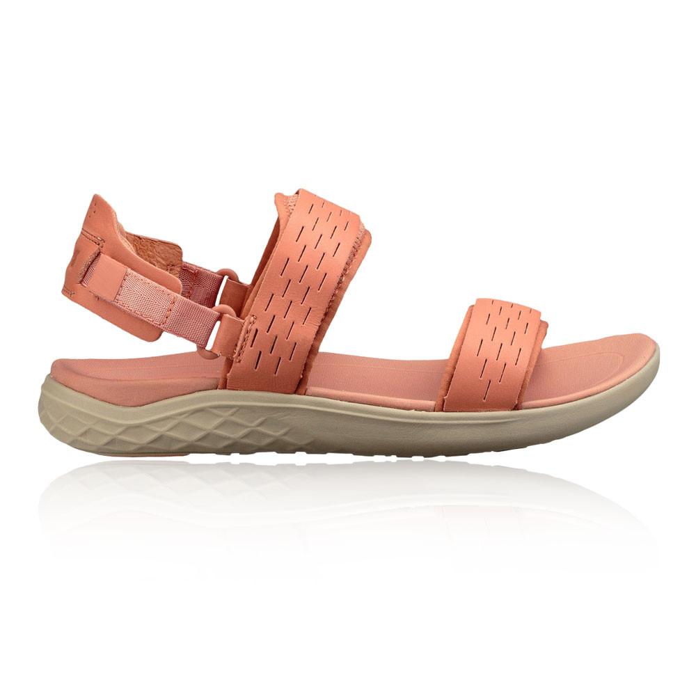 4f1226318dd Teva Womens Terra-Float 2 Lux Nova Walking Shoes Sandals Brown Sports Water