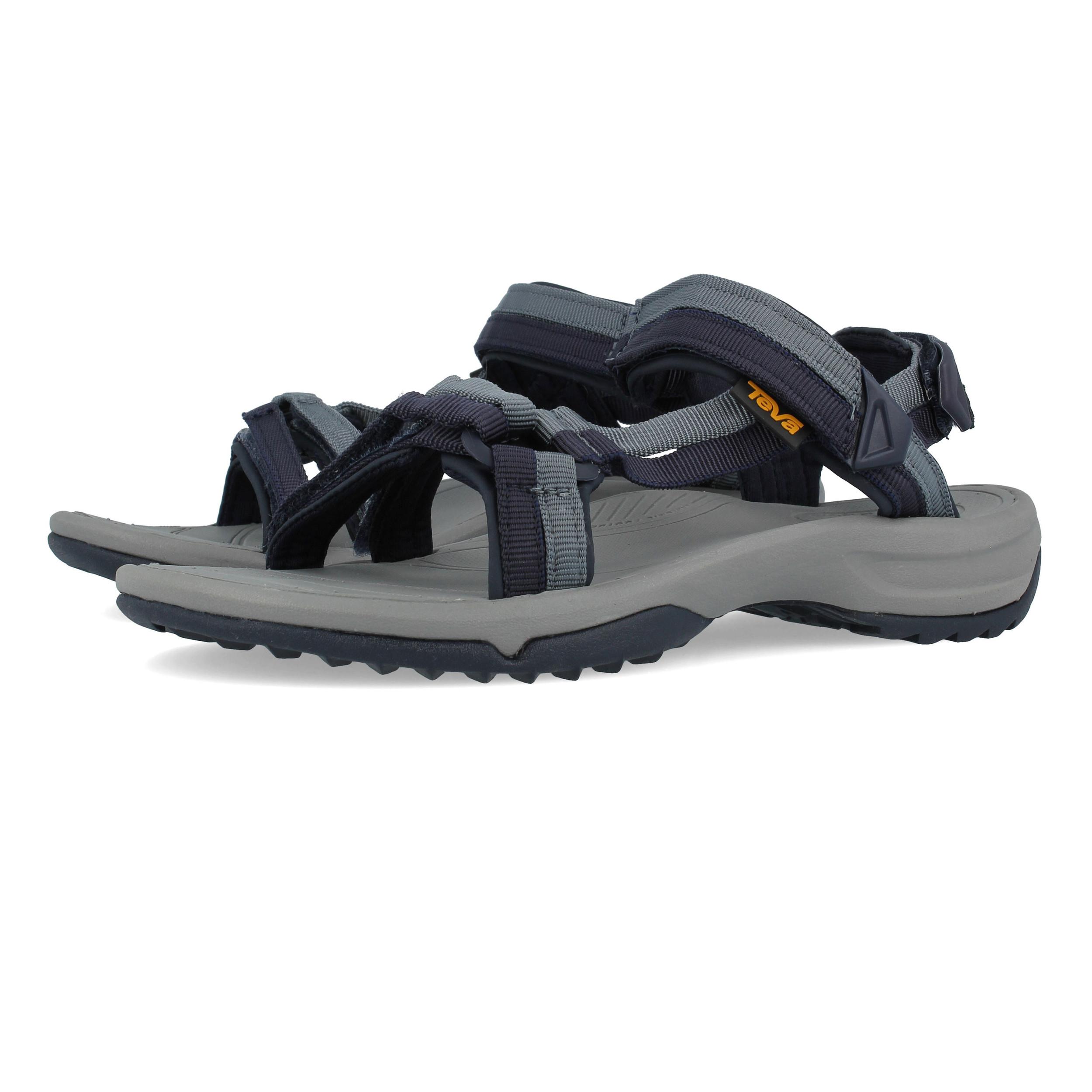 1adde7e838c1 Details about Teva Womens Terra FI Lite Walking Shoes Sandals Navy Blue  Sports Outdoors