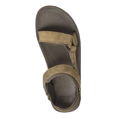 Teva Original Universal Premier Leder Walking Sandalen