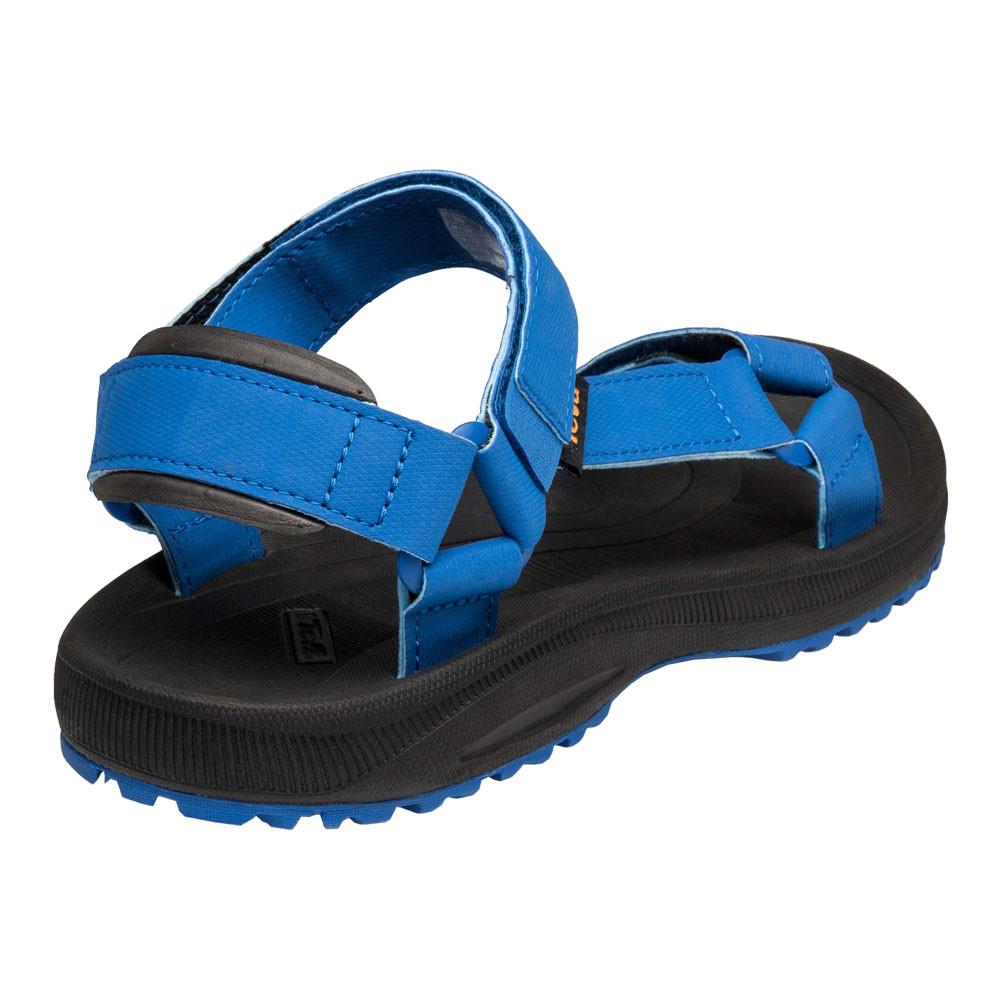 9361940dd5ea Teva Mens Winsted S Walking Sandal Blue Sports Outdoors Breathable  Lightweight