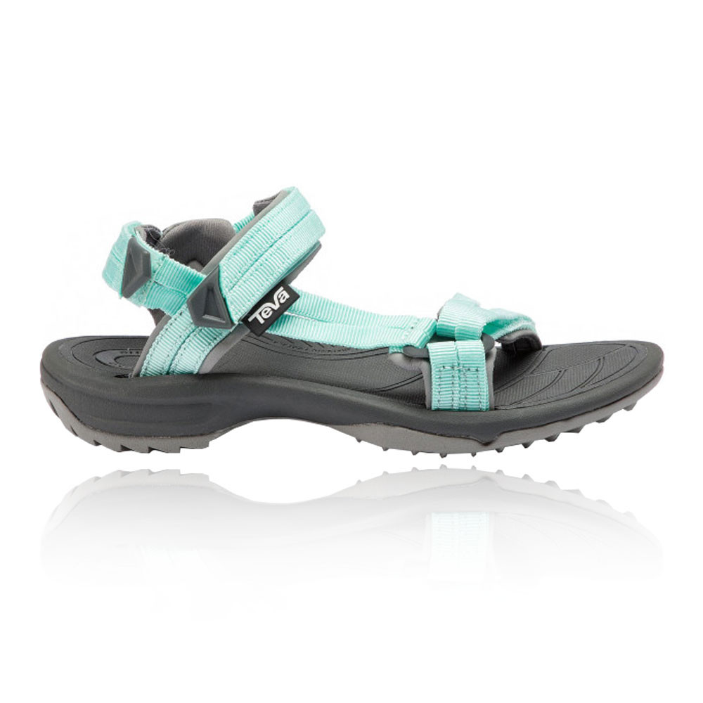 514ddf4681fb Details about Teva Womens Terra Fi Lite Sandal Blue Grey Sports Outdoors  Breathable