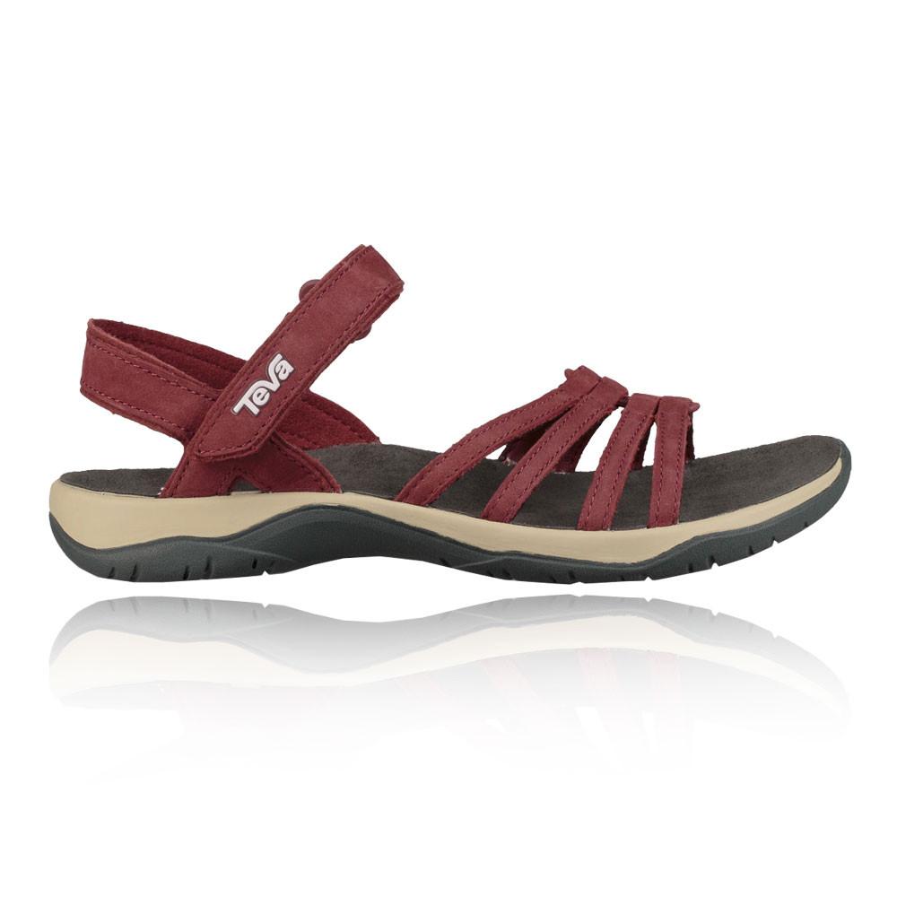 new high low price super cute Teva Elzada Leather Women's Sandals - 50% Off | SportsShoes.com