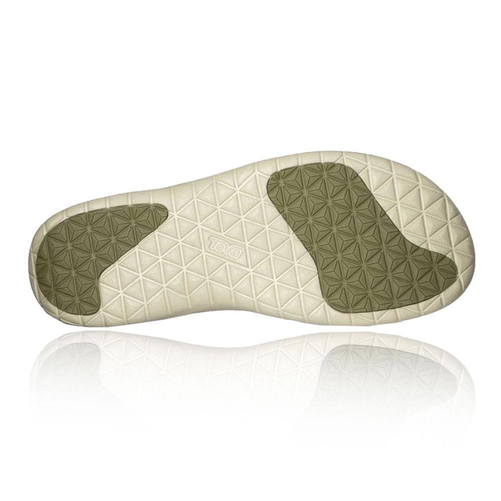 Details zu Teva Herren Sanborn Universal Freizeit Sommer Schuhe Sandalen Grün Sport Outdoor