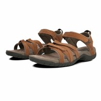 Keen Femme Rose MARCHE Sandale Marron Sable Sports Outdoors