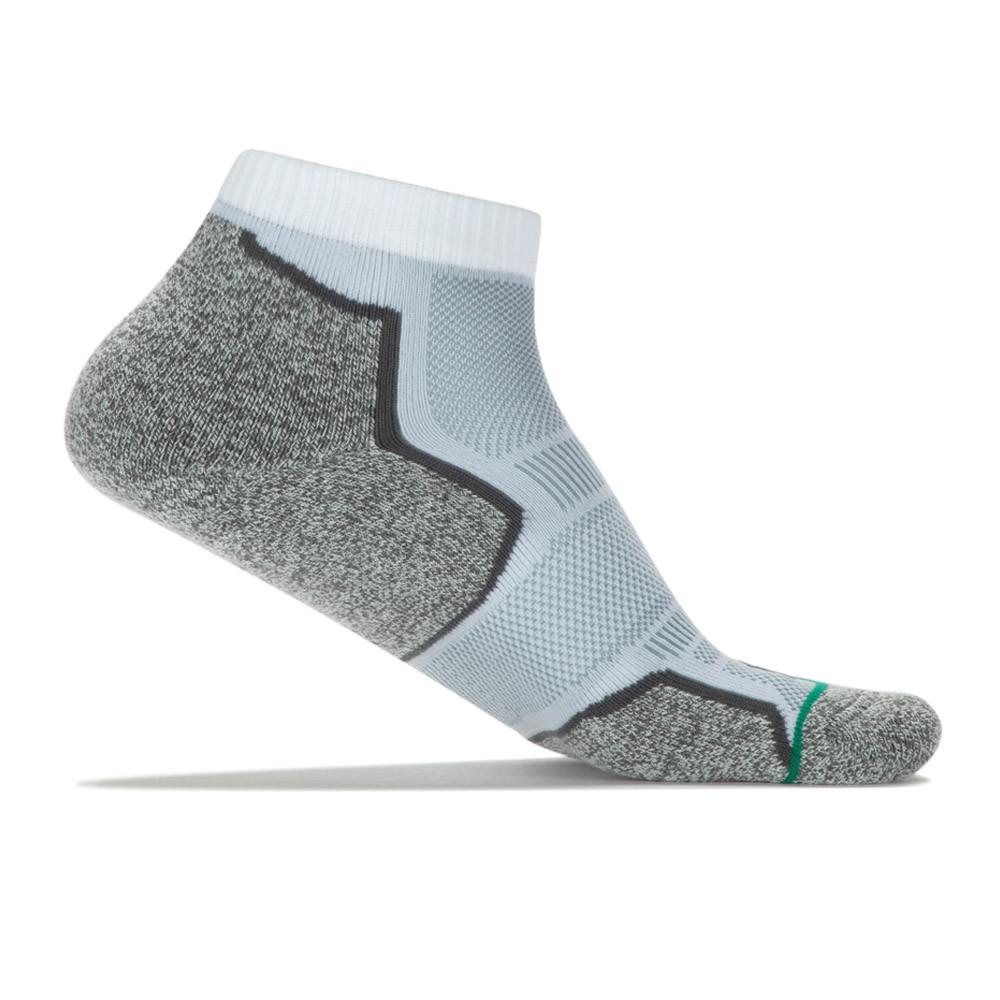 1000 Mile Run Anklet Running Socks (Twin Pack) - SS20