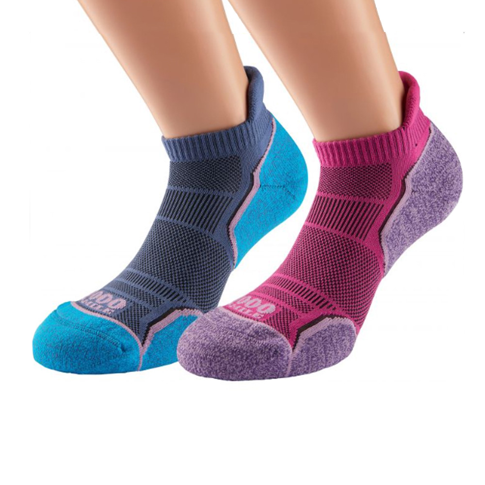 1000 Mile Run Women's Running Socklet (Twin Pack) - SS21