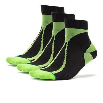 1000 Mile Racer Mid-Height Running Sock - 3 Pack