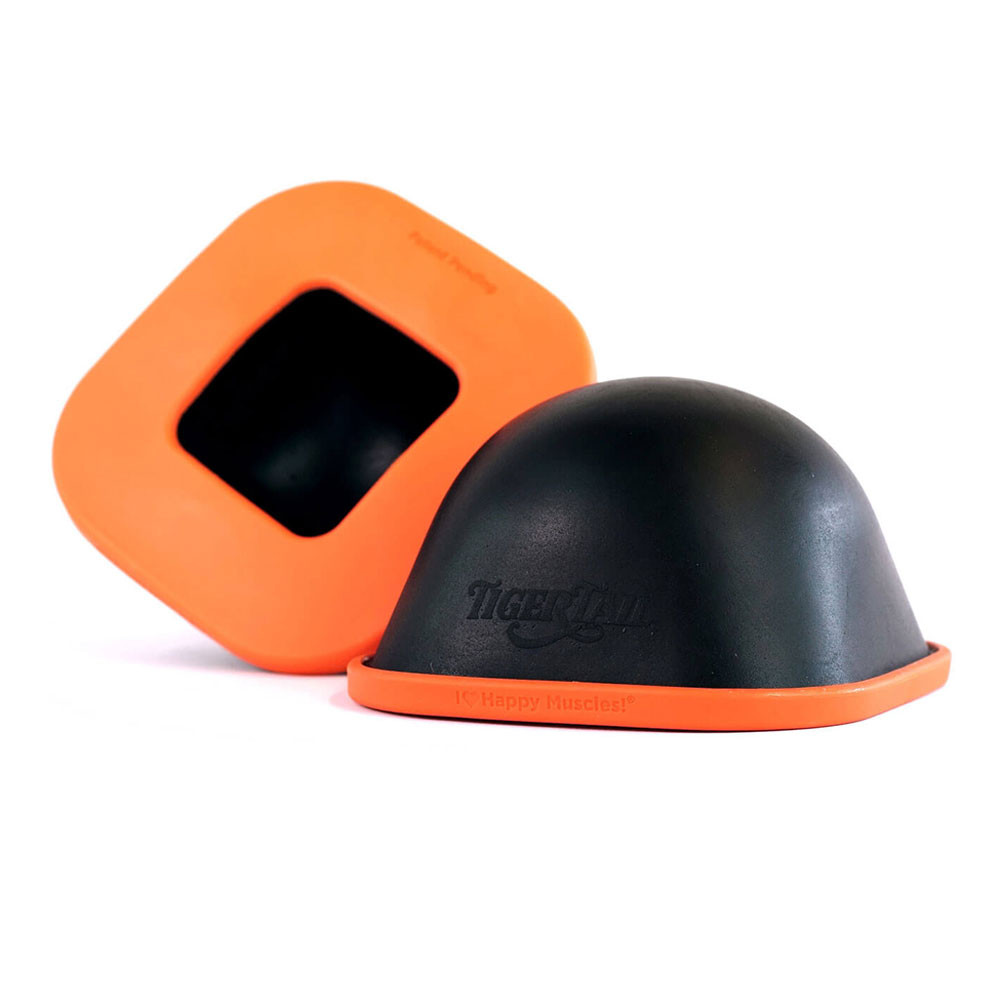 Tiger Tail The Curve Ball Stationary Foam Roller - AW19