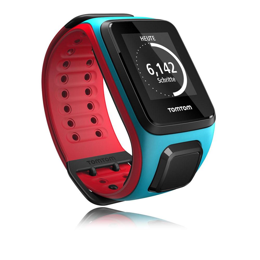 TomTom Runner 2 Cardio GPS Watch (Large)