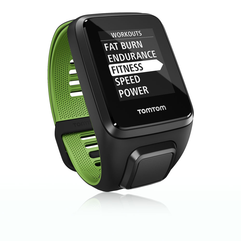 tomtom runner 3 gps watch large ss17. Black Bedroom Furniture Sets. Home Design Ideas