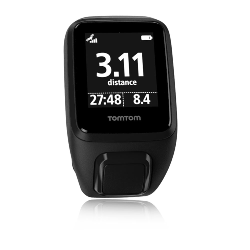 TomTom Runner 3 Cardio GPS Watch (Small)