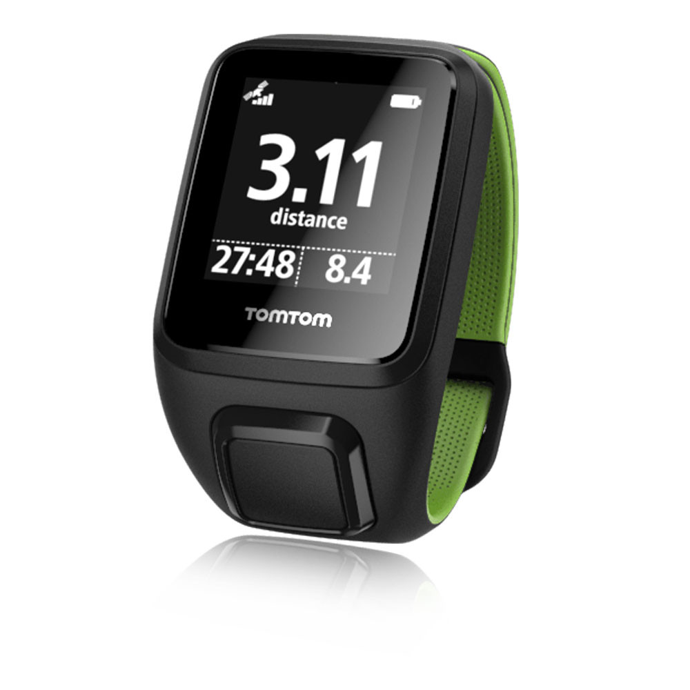tomtom runner 3 cardio gps watch small ss17. Black Bedroom Furniture Sets. Home Design Ideas