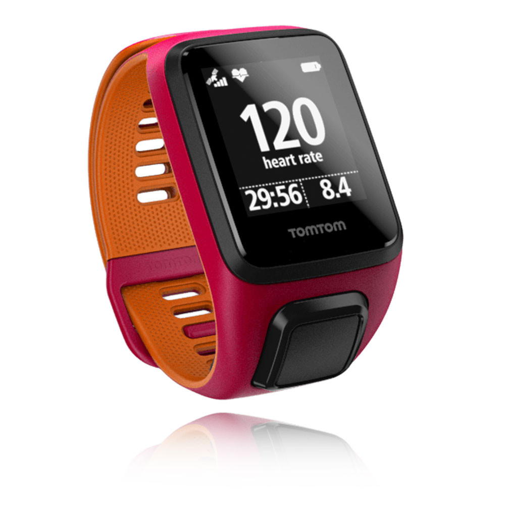 TomTom Runner 3 Cardio GPS Watch (Small)