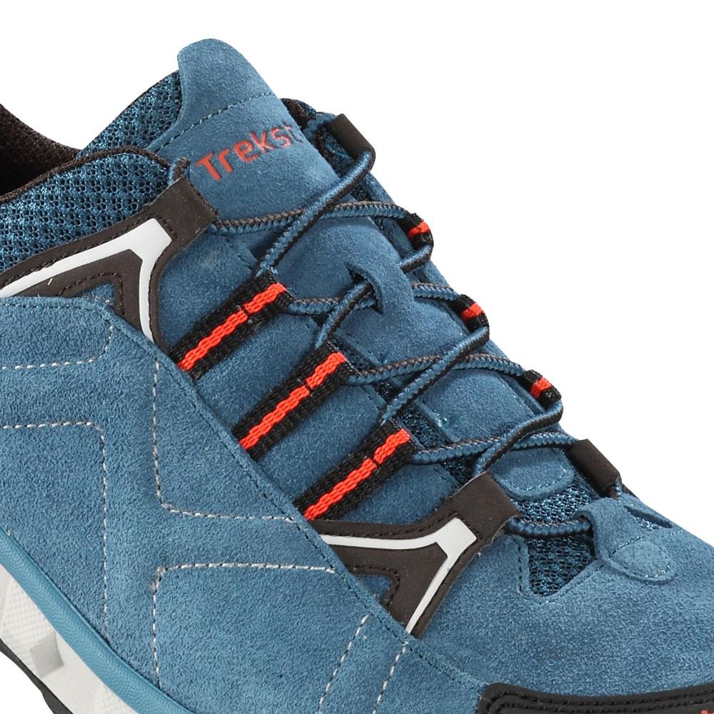 treksta libero uomo blu impermeabile gore tex trekking scarpe da ginnastica ebay. Black Bedroom Furniture Sets. Home Design Ideas