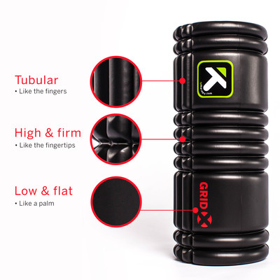 Trigger Point 'The Grid X' Foam Roller - SS21