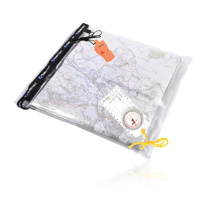 Trekmates Dry Map Case, Compass and Whistle Set - SS20