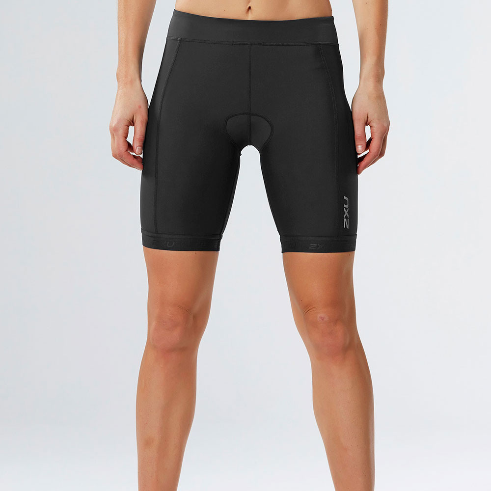 2xu active damen triathlon kurze hose sporthose shorts. Black Bedroom Furniture Sets. Home Design Ideas