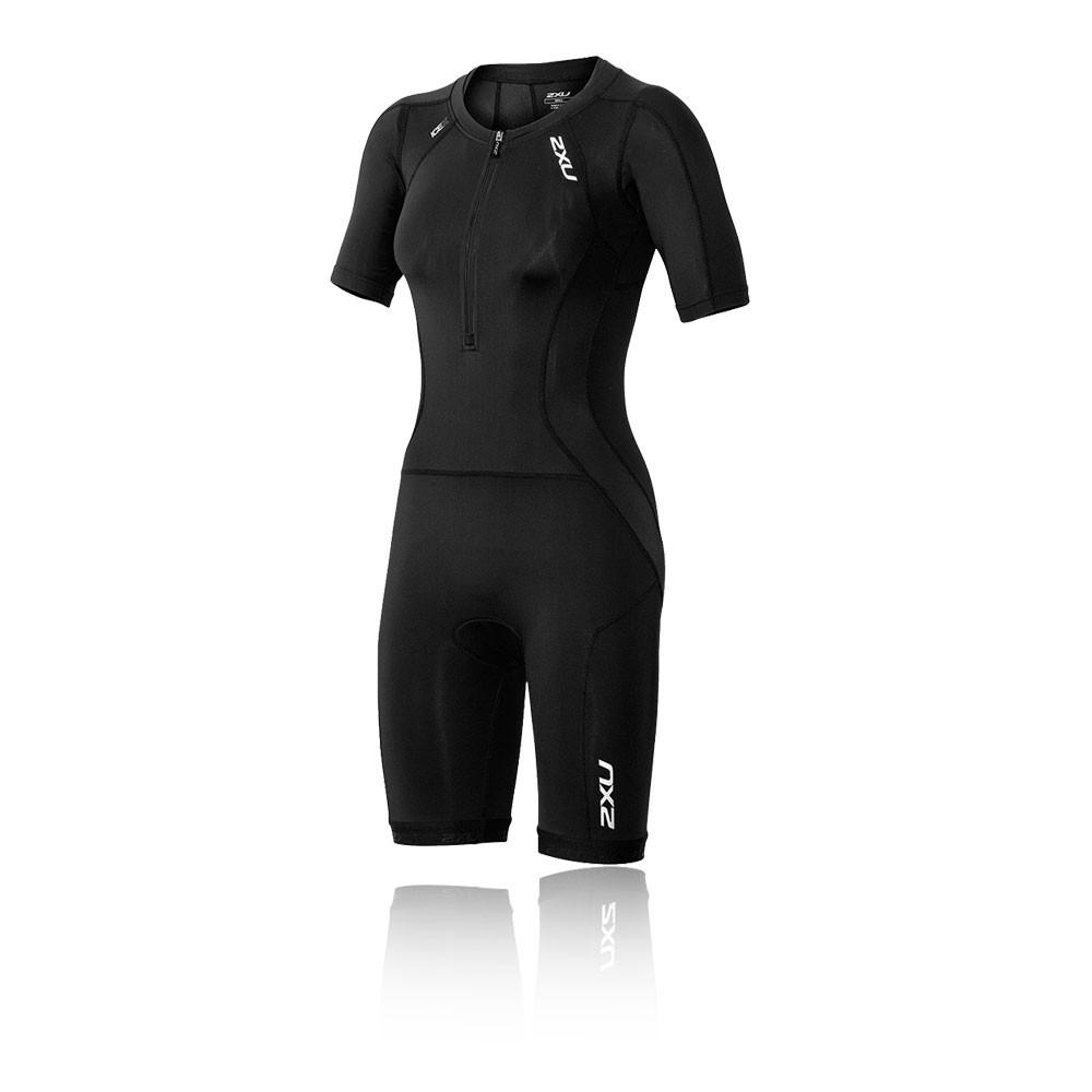 2XU femmes compression Sleeved Trisuit