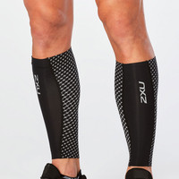2XU Reflect compresión Calf Guards - AW18