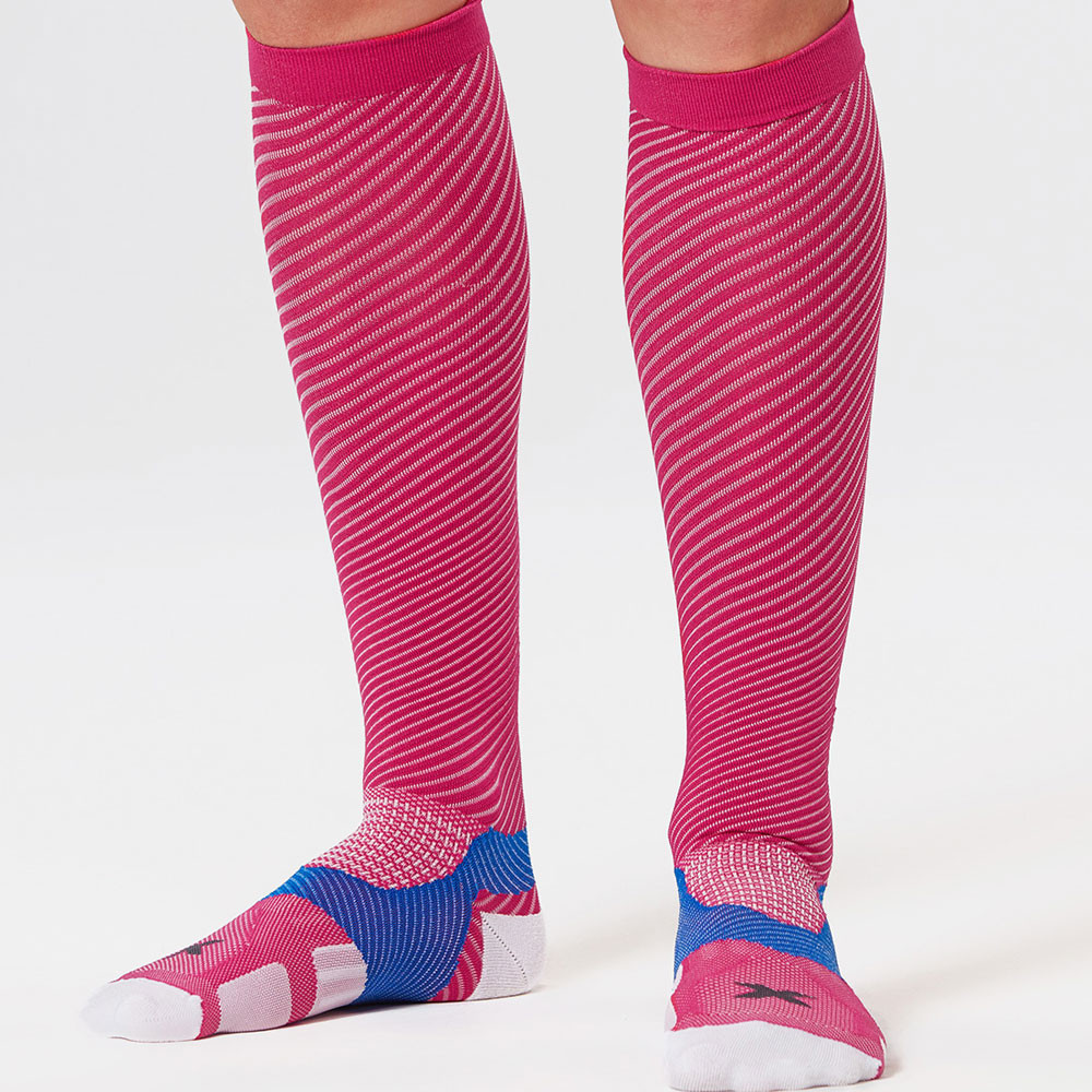 2XU para mujer Elite Lite X:Lock compresión calcetines