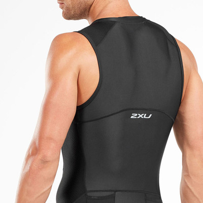 2XU compressione Full zip Trisuit