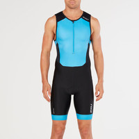 2XU Perform Front cremallera Trisuit - SS18