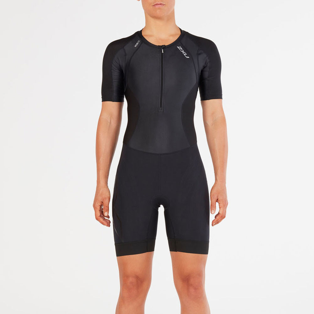 39e1ddf2dc5 2XU Compression Sleeved Women's Trisuit - SS18. RRP £159.99£79.99 - RRP  £159.99