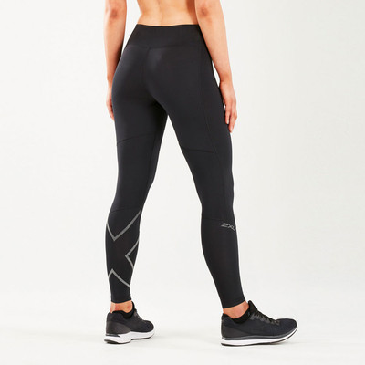 2XU Run Mid Rise Women's Compression Tights - SS19