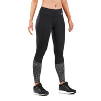 2XU Reflect Run Women's Mid-Rise Compression Tights - AW18