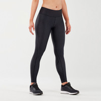 2XU Print Mid-Rise Women's Compression Tights - AW18
