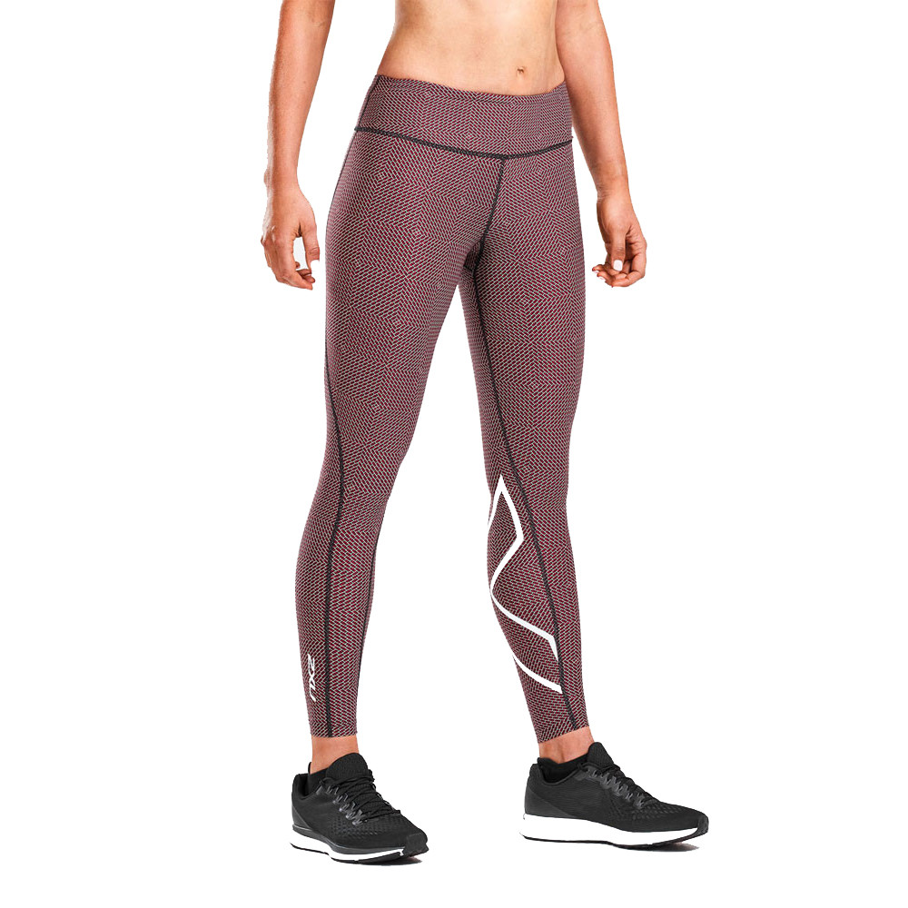 47902c54 2XU Print Mid-Rise Women's Compression Tights. RRP £79.99£39.99 - RRP £79.99