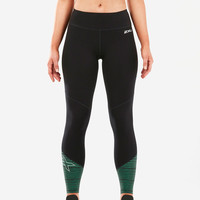 2XU Fitness Mid-Rise Women's Compression Tights - AW18
