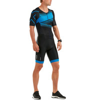 2XU Perform Full Zip Sleeved Trisuit - SS19