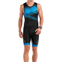 2XU Perform Front cremallera Trisuit - SS19