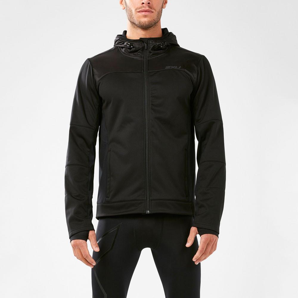 2XU Heat Membrane Hooded Jacket
