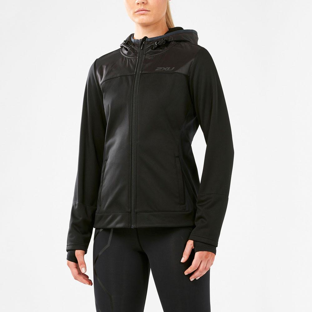 2XU Women's HEAT Membrane Hooded Jacket