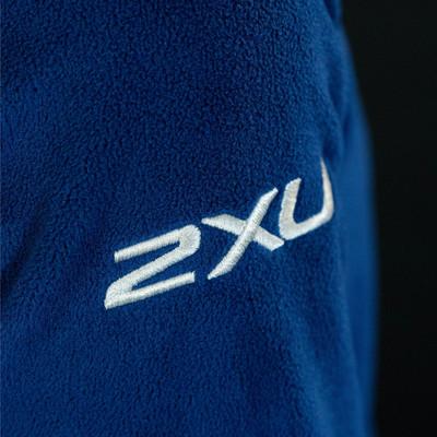 2XU Micro Hooded para mujer forra polar chaqueta